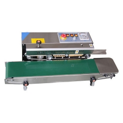 Band Sealer FR900A Stainless Steel Horizontal